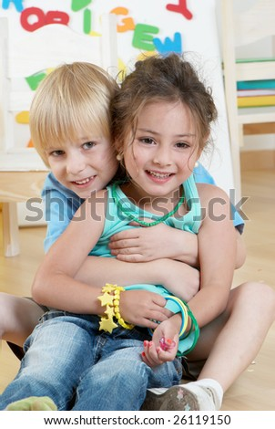 All age are obedient to love - stock photo