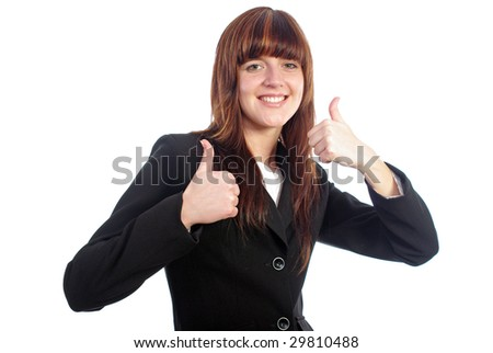 All is ok - stock photo