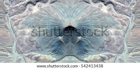 Allegory of marine animals camouflaged from turquoise shells, Magical photographs, just for crazy, symmetrical, artistic, deserts from Africa from the air, landscapes of your mind, optical illusions