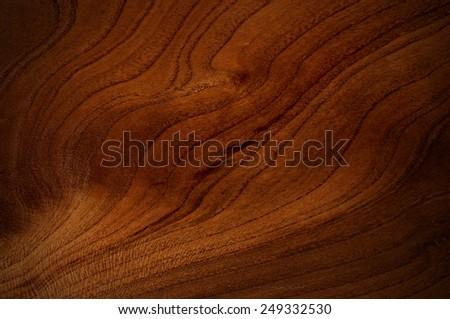 almond wood texture horizontal - stock photo