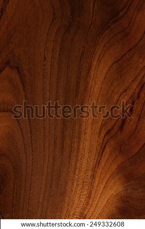 almond wood texture vertical - stock photo