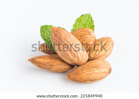 Almonds, Fruits