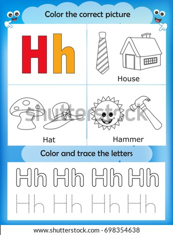 h is for hat stock images royalty free images vectors shutterstock. Black Bedroom Furniture Sets. Home Design Ideas