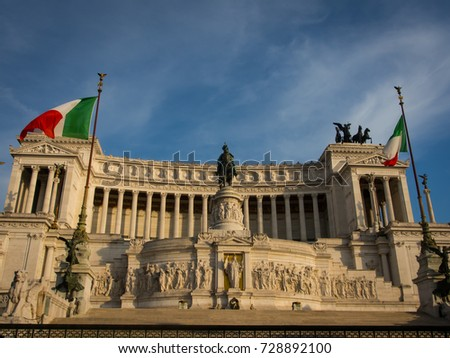 Altar of the Fatherland (National Monument to Victor Emmanuel II)