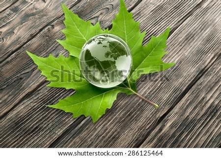Alternative Energy, Environment, Earth. - stock photo