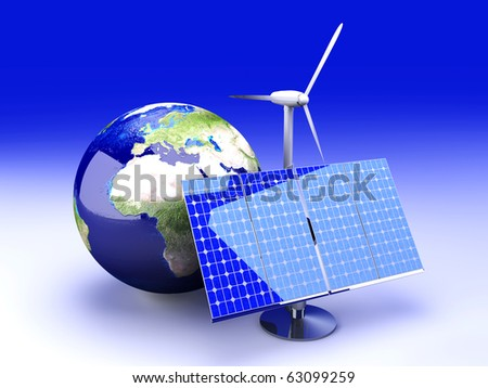 Alternative Energy - Europe