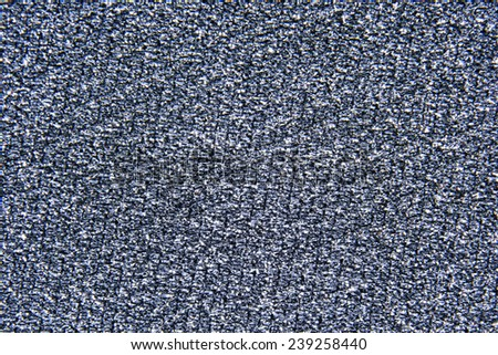 Aluminum chips texture - stock photo