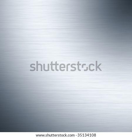 aluminum clear - stock photo