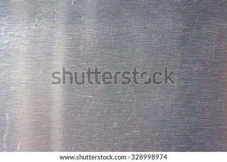 aluminum texture,aluminum background - stock photo