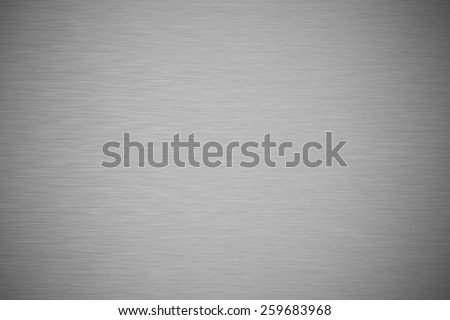 Aluminum texture background - stock photo