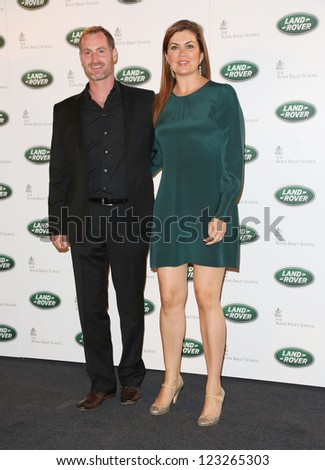Amanda Lamb arriving for the all new Range Rover unveiling, London. 06/09/2012 Picture by: Alexandra Glen
