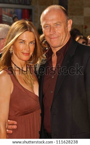 Amanda Pays and Corbin Bernsen at the 34th Annual Daytime Emmy Awards. Kodak Theater, Hollywood, CA. 06-15-07