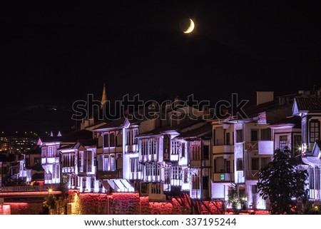Amasya Night