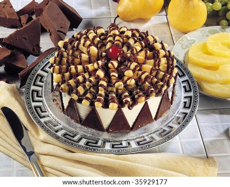 Amazing Cake - stock photo