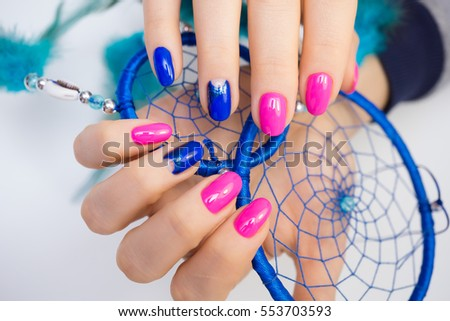 Gel Nail Polish Designs On Natural Nails Hession Hairdressing