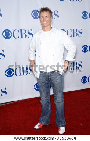 Amazing Race presenter PHIL KEOGHAN at the CBS Summer Press Tour Stars Party at the Rose Bowl in Pasadena, CA.  July 15, 2006  Pasadena, CA  2006 Paul Smith / Featureflash - stock photo
