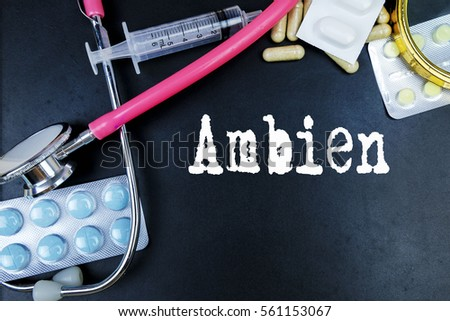 Ambian with acute bronchitis