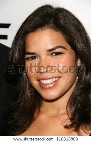 America Ferrera at the 2007 Hot In Hollywood to benefit the AIDS Healthcare Foundation. Henry Fonda Music Box Theater, Hollywood, CA. 08-18-07