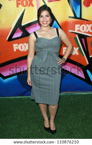 America Ferrera at the 2007 Teen Choice Awards. Gibson Amphitheater, Universal City, CA. 08-26-07