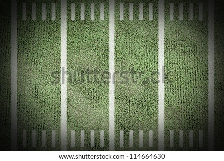 american football field line score match championship background game old stadium yard for design - stock photo