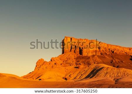 American landscapes - stock photo