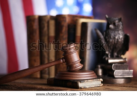 american legislation - stock photo