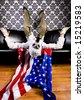 American psychol - stock photo