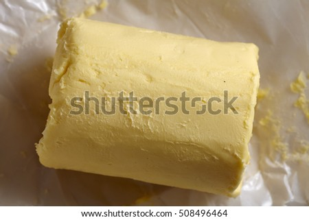 Amish Roll Butter, a local food from Lancaster County, Pennsylvania, USA