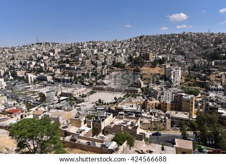 Amman is the capital and most populous city of Jordan, and the country's economic, political and cultural centre