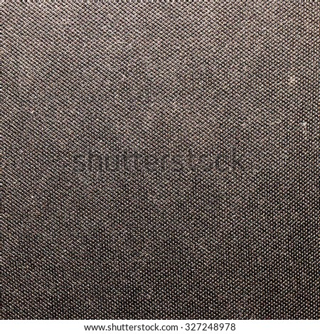 Amp for stereo in strict close up, full background, square image - stock photo