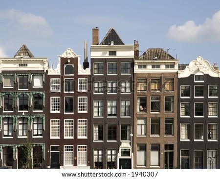 Amsterdam 9 - stock photo