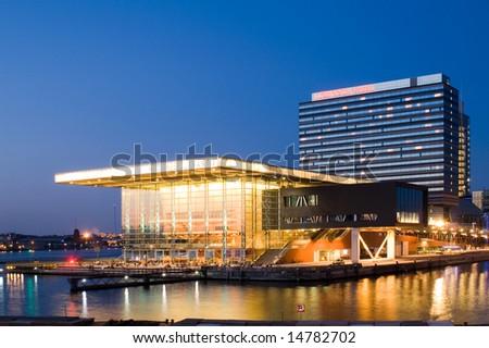 Amsterdam netherlands holland. - stock photo