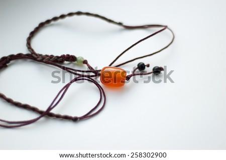 amulet - stock photo