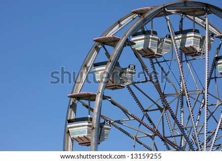 Amusement Ride at a Fair