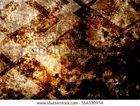an abstract background with shape overlay - stock photo