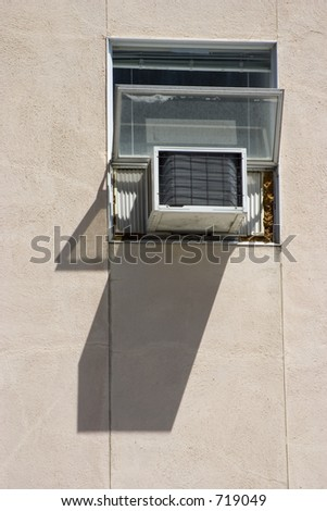 Window Air Conditioner Stock Images, Royalty-Free Images & Vectors ...