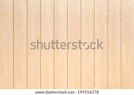 An artificial hardwood floor. - stock photo