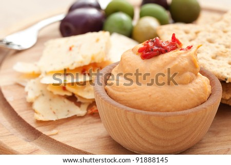 An Assortment of Appetizers