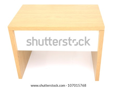 An comfortable office desk - stock photo