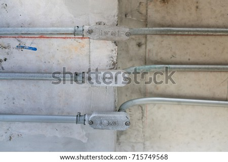 An Electrical Conduit Is A Tube Used To Protect And Route Wiring In Building