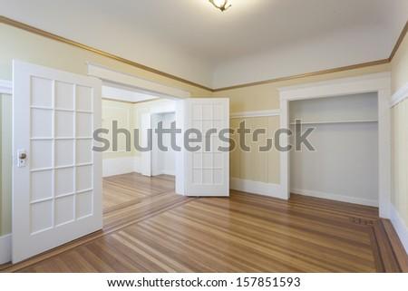 empty studio apartments. An empty studio apartment Apartment Rental Stock Images  Royalty Free Vectors