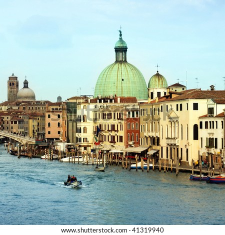 An image of a beautiful city of Venice