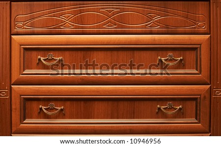 An image of a chest of drawers