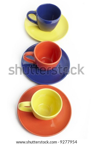 An image of a cups