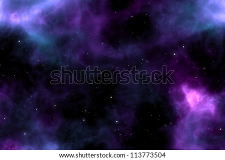 An image of a great stars background - stock photo