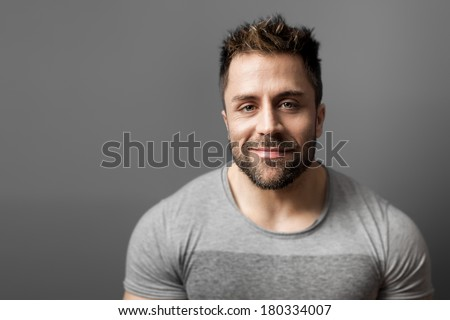 An image of a man with a beard