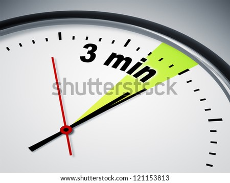 3 Minutes Stock Photos, Royalty-Free Images & Vectors - Shutterstock