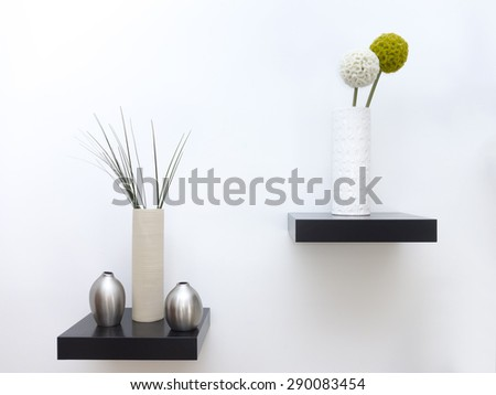An image of a nice wall decoration - stock photo