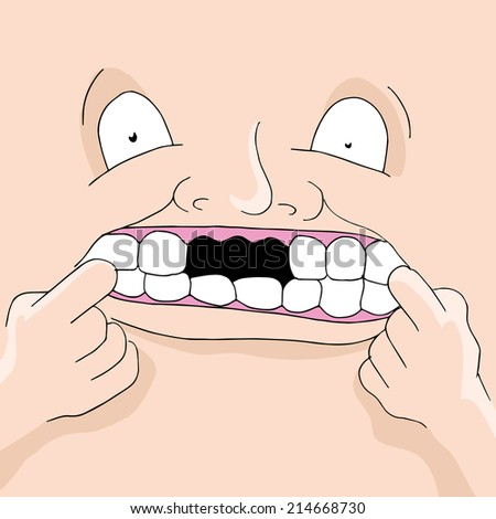 Dating a guy with missing teeth