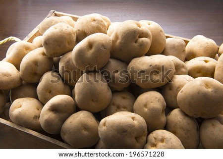 An image of A potato